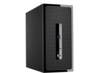 Image of HP ProDesk 400 G3 - Micro tower - 1 x Core i5 6500 / 3.2 GHz - RAM 4 GB - HDD 500 GB - DVD SuperMulti...