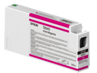 Epson T8243 - vivid magenta - original - ink cartridge