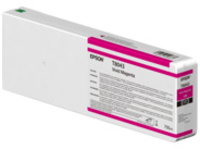 Epson T8043 - vivid magenta - original - ink cartridge