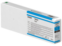 Epson T8042 - cyan - original - ink cartridge