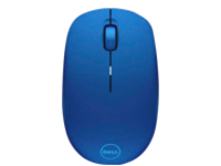 Dell WM126 - mouse - RF - blue