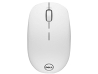 Dell WM126 - mouse - RF - white