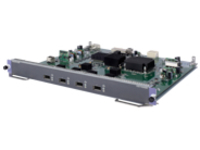 HPE 4-port 10-GbE XFP EB TAA-compliant Module - expansion module