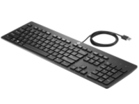 HP Business Slim - keyboard - US