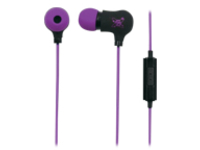 Manhattan Sound Science Nova Sweatproof Earphones - earphones with mic