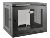 Tripp Lite 9U Wall Mount Rack Enclosure Server Cabinet Low Profile Deep rack - 9U