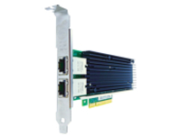 Axiom - network adapter - PCIe 2.0 x8 - 10Gb Ethernet x 2