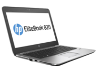 "HP EliteBook 820 G3 - 12.5"" - Core i5 6300U - 8 GB RAM - 256 GB SSD - UK"