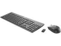 HP Slim - keyboard and mouse set - US - Smart Buy