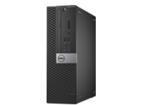 Image of Dell OptiPlex 3040 - SFF - 1 x Core i5 6500 / 3.2 GHz - RAM 8 GB - SSD 256 GB - DVD-Writer - HD Graphics 530 - GigE -…