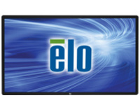 "Elo Interactive Digital Signage Display 5501LT Infrared 55"" Class (54.6"" viewable) LED display - Full HD"