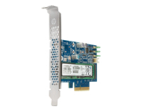 HP Z Turbo Drive G2 - solid state drive - 512 GB - PCI Express 3.0 x4