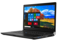 "Image of Toshiba Portégé A30T-C1340 - Core i5 6200U / 2.3 GHz - Win 10 Pro - 8 GB RAM - 500 GB HDD - no ODD - 13.3"" touchscree…"