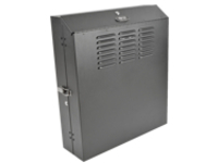 Tripp Lite 4U Wall Mount Low Profile Secure Rack Enclosure Cabinet Vertical rack - 4U
