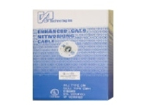 CP Technologies bulk cable - 305 m - blue