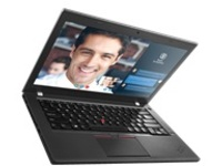 "Image of Lenovo ThinkPad T460 20FN - Core i5 6200U / 2.3 GHz - Win 7 Pro 64-bit - 4 GB RAM - 500 GB HDD - no ODD - 14"" 1366 x …"