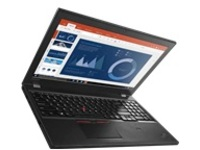 "Lenovo ThinkPad T560 20FH - Ultrabook - Core i5 6300U / 2.4 GHz - Win 7 Pro 64-bit ( includes Win 10 Pro 64-bit License) - 8 GB RAM - 256 GB SSD TCG Opal Encryption 2 - 15.6"" IPS 1920 x 1080 (Full HD) - HD Graphics 520 - Wi-Fi, Bluetooth - WWAN upgradable - black"