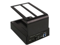 Uniformatic - storage controller - SATA 3Gb/s - USB 3.0