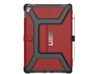 IPAD AIR 3 FOLIO CASE-RED/BLACK-VISUAL PACKAGING