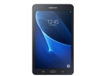 "Samsung Galaxy Tab A - Tablet - Android 5.1 - 8 GB - 7"" TFT (1280 x 800) - microSD slot - black"