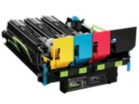 Lexmark - yellow, cyan, magenta - printer imaging kit - LCCP