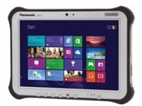 "Image of Panasonic Toughpad FZ-G1 - 10.1"" - Core i5 5300U - Windows 7 Pro (32/64 bits) / 8.1 Pro 64-bit downgrade - 8 GB RAM -..."