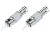 AddOn 2 Pack of 20dB ST Patch Attenuator - network attenuator