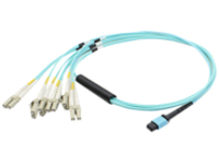 AddOn patch cable - 2 m - aqua