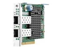 HPE 562SFP+ - network adapter - PCIe 3.0 x8 - 10 Gigabit SFP+ x 2