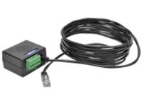 Tripp Lite UPS Enviromental Temperature Monitoring Sensor SNMP TLNETCARD temperature, humidity & contact-closure sensor