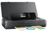 HP Officejet 200 Mobile Printer - printer - colour - ink-jet