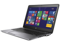 Image of HP EliteBook 840 G3 - Ultrabook - Core i7 6600U / 2.6 GHz - Win 7 Pro 64-bit - 8 GB RAM - 256 GB SSD TCG Opal Encrypt…