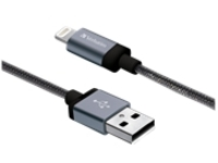 Verbatim Sync & Charge Lightning cable - Lightning / USB - 1.19 m