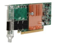 Intel Omni-Path - network adapter - PCIe 3.0 x16 - 100 Gigabit QSFP28 x 1