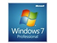 Microsoft Windows 7 Professional - License - 1 PC - CTO - DVD - 64-bit - English - United States