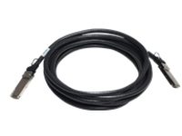 HPE X240 Direct Attach Copper Cable - 40GBase direct attach cable - 5 m