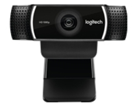 Logitech HD Pro Webcam C922 - web camera