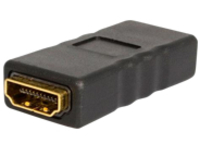 StarTech.com HDMI Coupler / Gender Changer - HDMI to HDMI F/F - Gender Changer Adapter Coupler (GCHDMIFF) - HDMI coupler