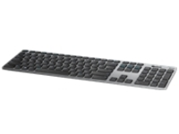 Dell KM117 Premier - keyboard and mouse set - gray