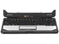 Panasonic CF-VEK201LMP - Keyboard - dock - for Toughbook 20,