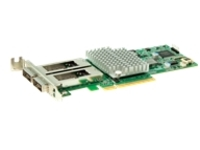 Supermicro Add-on Card AOC-S40G-i2Q - network adapter - PCIe 3.0 x8 - 40 Gigabit QSFP+ x 2