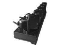 Zebra 10Slot Charge Only Cradle - handheld charging stand