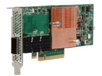 Intel Omni-Path - network adapter - PCIe 3.0 x8 - 100 Gigabit QSFP28 x 1