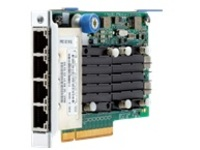HPE FlexFabric 536FLR-T - network adapter - PCIe 3.0 x8 - 10Gb Ethernet x 4