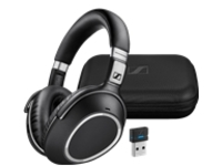 Sennheiser MB 660 UC MS - Headset - full size - Bluetooth - wireless - NFC - active noise canceling