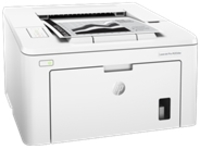 HP LaserJet Pro M203dw - printer - monochrome - laser