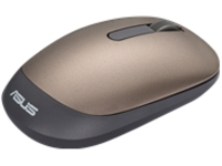 ASUS WT205 - mouse - 2.4 GHz - gold