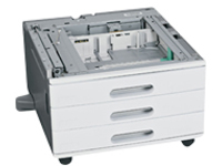 Lexmark printer stand paper drawer - 1560 sheets