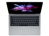"Apple MacBook Pro with Retina display - Core i5 2.3 GHz - Apple macOS Mojave 10.14 - 8 GB RAM - 256 GB SSD - 13.3"" IPS 2560 x 1600 (WQXGA) - Iris Plus Graphics 640 - Wi-Fi, Bluetooth - space grey - kbd: English"