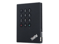 Lenovo ThinkPad USB 3.0 Secure - hard drive - 750 GB - USB 3.0